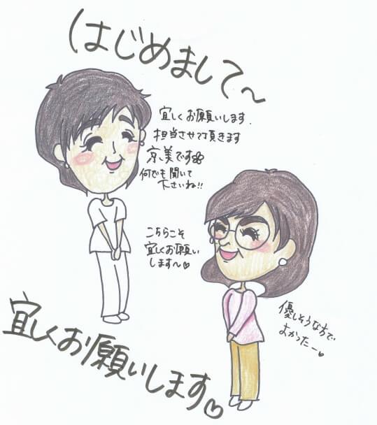 心臓バクバクで、表参道ハーツイーズ来店!